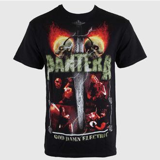 Majica muška Pantera - Lightning Skulls - BRAVADO, BRAVADO, Pantera