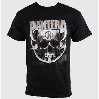 Majica muška Pantera - Metal Skull - Crno - BRAVADO, BRAVADO, Pantera