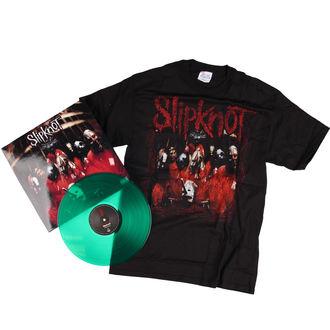 postaviti Majica + vinil Slipknot- BRAVADO, BRAVADO, Slipknot