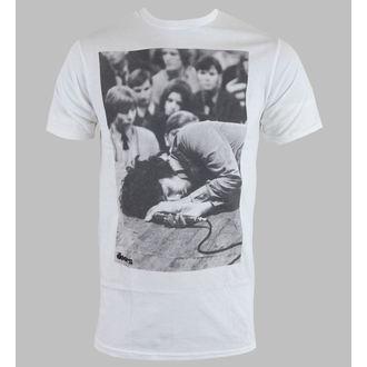 Majica muška The Doors - Ih Kat - Bijelo - BRAVADO, BRAVADO, Doors
