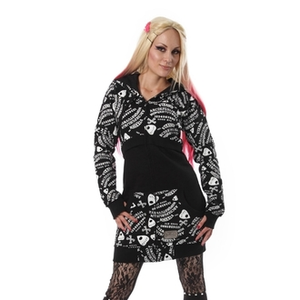 hoodie ženski POIZEN INDUSTRIES - Ouija, VIXXSIN