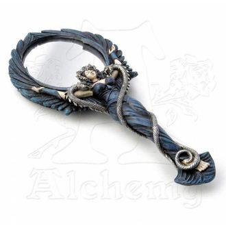 ogledalo Alchemy Gothic - Crno Angel Ruka Ogledalo, ALCHEMY GOTHIC