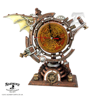 Ukras Alchemy Gothic - The Stormgrave Chronometer, ALCHEMY GOTHIC