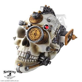 Ukras Alchemy Gothic - Erasmus Darwin´s Steam-Cerebrum Skull, ALCHEMY GOTHIC