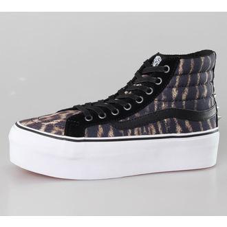Cipele ženske VANS - SK8-HI Platform (Okovan klincima) - Tiger/True Bijelo - VRRFC4K