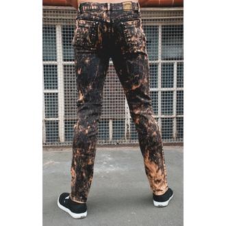 hlače muške 3RDAND56th - Acid Oprati Mršav, 3RDAND56th