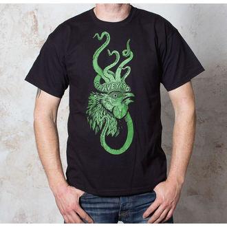 Majica muška Gravelje - Blacktupp - Crno - Buckaneer, Buckaneer, Graveyard