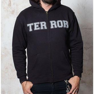 hoodie muški Terror - BigT - Crno - Buckaneer, Buckaneer, Terror