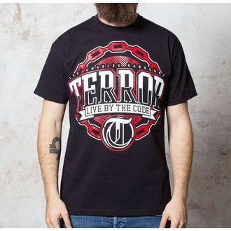 Majica muška Terror - Lanac - Crno - Buckaneer, Buckaneer, Terror