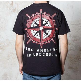 Majica muška Terror - Kompas - Crno - Buckaneer, Buckaneer, Terror