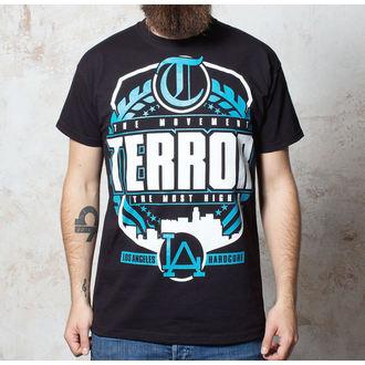 Majica muška Terror - Most High - Bijelo - Buckaneer, Buckaneer, Terror