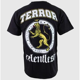 Majica muška Terror - Nemilosrdan - Crno - Buckaneer, Buckaneer, Terror