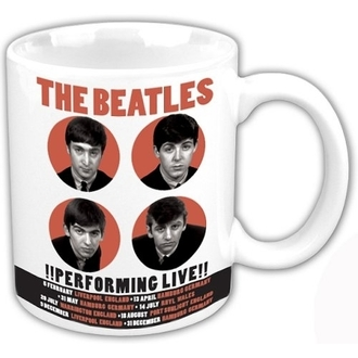 Šalica The Beatles - Performing Live - ROCK OFF, ROCK OFF, Beatles