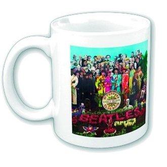 Šalica The Beatles - Sgt Pepper - ROCK OFF, ROCK OFF, Beatles