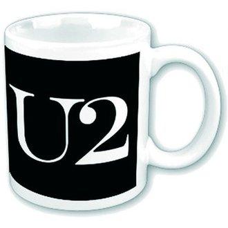 Šalica U2 - Logo - ROCK OFF, ROCK OFF, U2