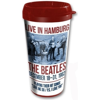 termo Šalica The Beatles - Hamburg - ROCK OFF, ROCK OFF, Beatles