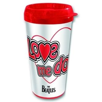 termo Šalica The Beatles - Ljubav Mene Na - ROCK OFF, ROCK OFF, Beatles