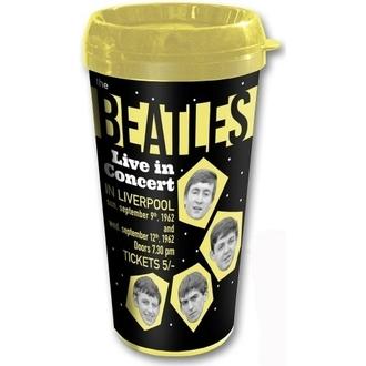 termo Šalica - The Beatles - Drop T - ROCK OFF, ROCK OFF, Beatles