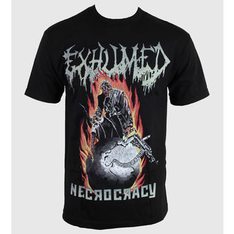 Majica muška Exhumed - Necrocracy - RELAPSE, RELAPSE, Exhumed