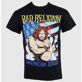 Majica muška Bad Religion - American Isus - Crno - KINGS ROAD, KINGS ROAD, Bad Religion