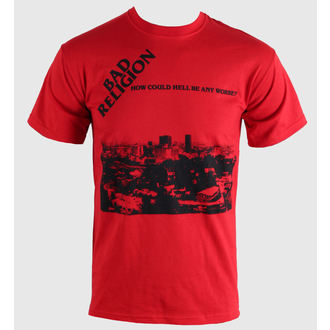 Majica muška Bad Religion - Kako Could Hell - Crven - KINGS ROAD, KINGS ROAD, Bad Religion