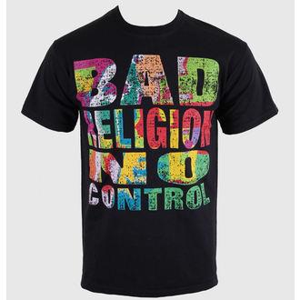 Majica muška Bad Religion - Ne Control - Crno - KINGS ROAD, KINGS ROAD, Bad Religion
