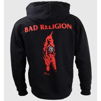 hoodie muški Bad Religion - Pretrpjeti - Crno - KINGS ROAD, KINGS ROAD, Bad Religion