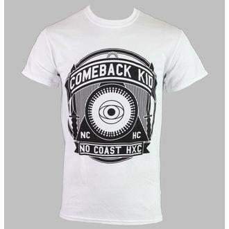 Majica muška Comeback Kid - NCHC - Bijelo - KINGS ROAD, KINGS ROAD, Comeback Kid
