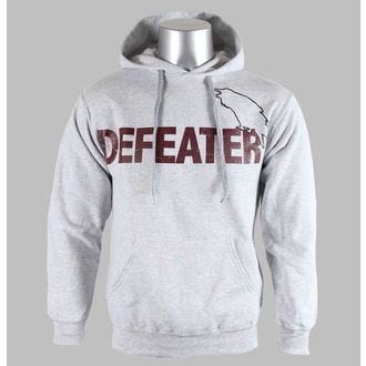 hoodie muški Defeater - Ptica - Heather Gray - KINGS ROAD, KINGS ROAD, Defeater