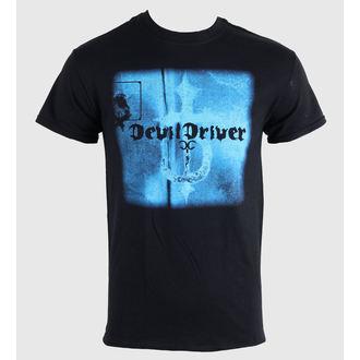 Majica muška Vrag Vozač - Ja Could Njega Manje - Crno - KINGS ROAD, KINGS ROAD, Devildriver