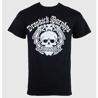 Majica muška Dropkick Murphys - Boston Skull - Crno - KINGS ROAD, KINGS ROAD, Dropkick Murphys