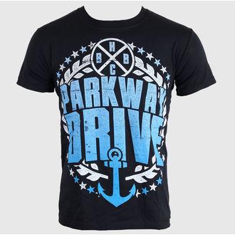 Majica muška Parkway Drive - Anchor Odvažan - Crno - KINGS ROAD, Buckaneer, Parkway Drive
