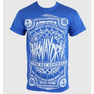 Majica muška Parkway Drive - Byron Zaljev Kingevski - Plav Kingevski - KINGS ROAD, KINGS ROAD, Parkway Drive