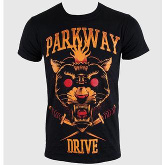Majica muška Parkway Drive - Panter Torch - Crno - KINGS ROAD, KINGS ROAD, Parkway Drive