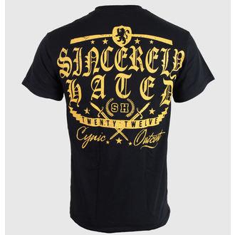 Majica muška Shai Hulud - Sincerely Hated - Crno - KINGS ROAD, KINGS ROAD, Shai Hulud