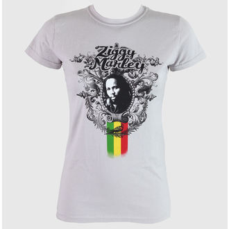 Majica ženska Ziggy Marley - Peaceful - Siva - KINGSROAD, KINGS ROAD, Ziggy Marley
