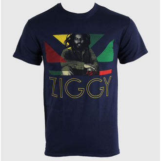 Majica muška Ziggy Marley - Plav NAVY plava- KINGS ROAD, KINGS ROAD, Ziggy Marley