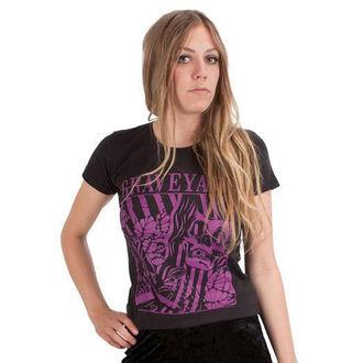 Majica ženska Gravelje - Golijat - NUCLEAR BLAST, NUCLEAR BLAST, Graveyard