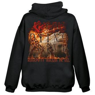 hoodie muški Kreator - Umiranje Alive - NUCLEAR BLAST, NUCLEAR BLAST, Kreator