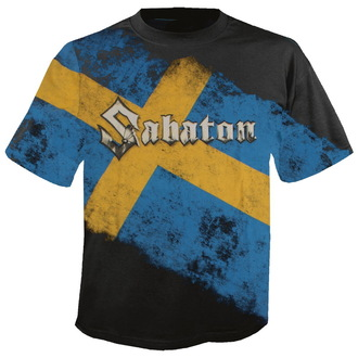 Majica muška Sabaton - Švedski Empire Live Luksuzan - NUCLEAR BLAST, NUCLEAR BLAST, Sabaton