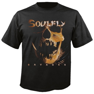 Majica muška Soulfly - Savages - NUCLEAR BLAST, NUCLEAR BLAST, Soulfly