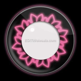 kontaktne leće PINK LEPTIR UV - EDIT, EDIT