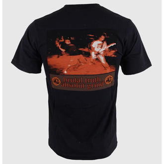 Majica muška Brutalan Istina - Smoke Grind Spavati - Crno - RAGEWEAR, RAGEWEAR, Brutal Truth