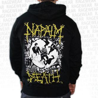 hoodie muški Napalm Death - Ultilitarian - RAGEWEAR, RAGEWEAR, Napalm Death