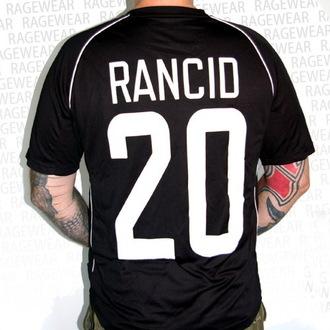 Majica muška (dres) Rancid - Hooligans - Crno - RAGEWEAR, RAGEWEAR, Rancid