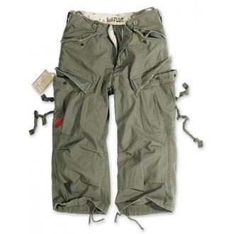 Kratke hlače 3/4 muške SURPLUS - Vintage - Maslinasta, SURPLUS