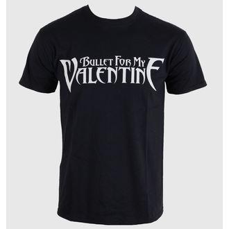 Majica muška Bullet For My Valentine - Logo - Crno - BRAVADO EU, BRAVADO EU, Bullet For my Valentine
