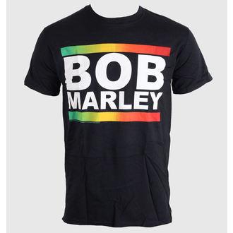 Majica muška Bob Marley - Rasta Band Blokirati - BRAVADO EU, BRAVADO EU, Bob Marley
