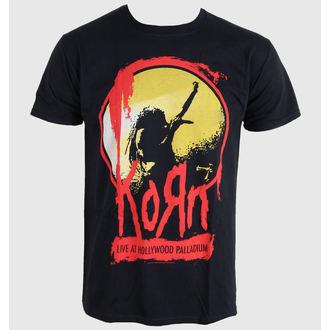 Majica muška Korn - Pozornica - Crno - BRAVADO EU, BRAVADO EU, Korn