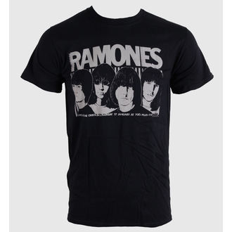 Majica muška Ramones - Odeon Poster - Crno - BRAVADO EU, BRAVADO EU, Ramones